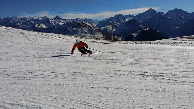 סקי בגיאורגיה